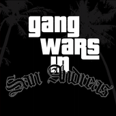 Gang wars in San Andreas 1.4.2