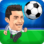 Mini Football Head Soccer Game 3.6