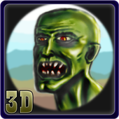 Dirty Zombies : Gyro Shooter 1.4