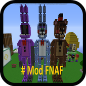 Mod FNAF for Minecraft PE 1.0
