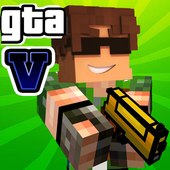 Mod GTA 5 for Minecraft Pro 1.6