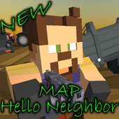 Map Hello Neighbor Mod for MCPE 2.1
