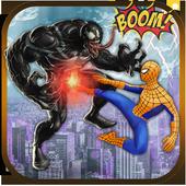 Venom Super Hero : amazing combat vs spider Hero 1.0
