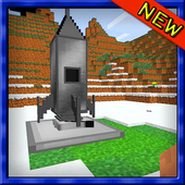 Moon travel maps for minecraft pe 2.3.2