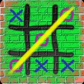 Tic Tac Toe Graffiti 2.30