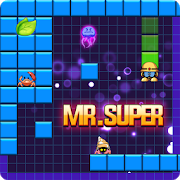 Mr Super Fish: Star Hero Fill Build Blocks 2.2