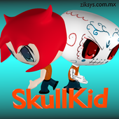 Skull Kid Cool Game