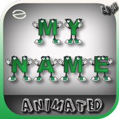 Green Name Live Wallpaper 1.1.1