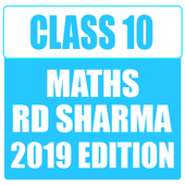 Class 10 RD Sharma 2019 With Solutions 1.0