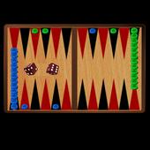 Narde - Long BackgammonSolek GamesBoard