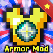 Armor mod for MCPE 2.3.2
