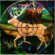Deer Hunting Jungle War 2.0