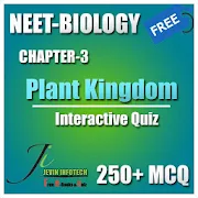 NEET BIOLOGY CH-3 QUIZ 1.0