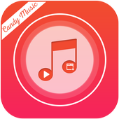 Candy Music - Stream Music Player for Android 1.0