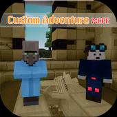 Custom Adventure MCPE 1.1.5