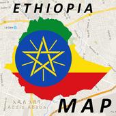 Ethiopia Gondar Map 0.0.7