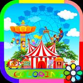 Park Coloring Kids Amusement 1.0.1