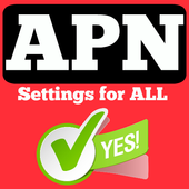 APN Settings for ALL 1.0