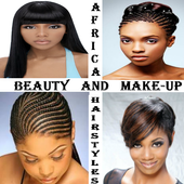 African Hairstyles & MakeUp 1.0