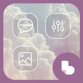겨울 구름 버즈런처 테마 (홈팩) 1.0.0