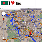 Dhaka map 2.4 APK Download - Android Travel & Local Apps