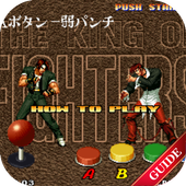 Guide for King of Fighters 96 kof 96 1.10.4
