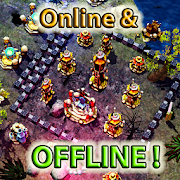 ☣️ Clash Of Orcs ⛺️ City Building Defense War TD 3.42