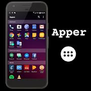 App launcher drawer 3.5