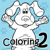 Blues Kids Coloring Cluey 1.0
