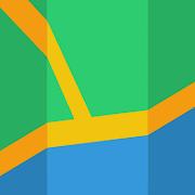 RIGA LATVIA MAP 1.3.0