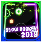 Glow Hockey Game - 2018 1.0.0