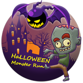 HALLOWEEN Monster Run 1.0