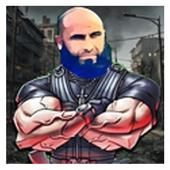 ابو عزرائيل يقاتل داعش daech 1.11