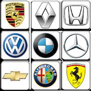 Logo Memory : Cars brands