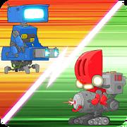 Robot Fighter : Epic Battles 2