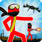 Stickman Army : Team Battle 15