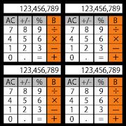 Swipe Many Calculators - Use multiple calc plus. 1.5.2