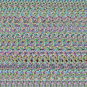 Stereogram Mysteries 3D-Eye exercise Steganography 1.4.2