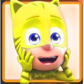 Cat Boy masks 1.0