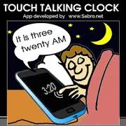 Touch Proximity Talking Clock 1.04