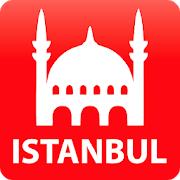 Istanbul Travel Map Guide with Events 2020 3.42