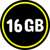 16gb memory card,  file storage manager & cleaner 3.0.0