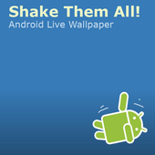 Shake Them All! Live Wallpaper 1.92