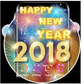2018 Countdown New Year Theme