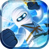 Galaxy Ninja White Shooter - New Fight Wars 1.5