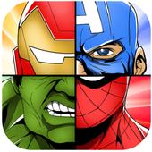 Any SuperHero VS Villains Comics Quiz 1.10