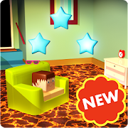 The Floor is Lava : Room Escape 0.6