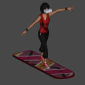 Hoverboard Dive 1.2