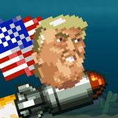 Trump fish - Kick the rocket man (buddy of trump) 1.0