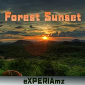 Тема eXPERIAmz - Forest Sunset 1.0